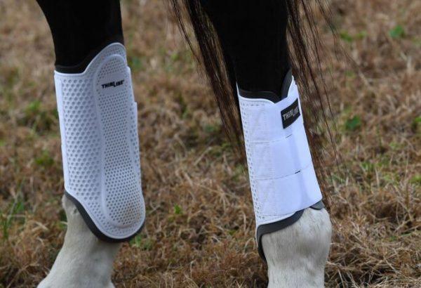 4006 White splint boots WEB